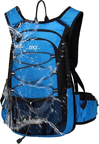 Insulated Hydration Backpack by Mubasel Gear