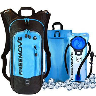 Hydration Backpack and Cooler Bag by Freemove