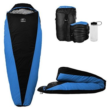 Outdoor Vitals OV-Light 35 Degree Backpacking Sleeping Bag