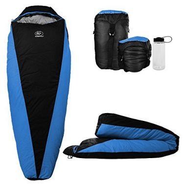 Outdoor Vitals OV-Light Saco de dormir con mochila de 35 grados