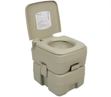 Palm Springs Outdoor Camping Recreation Portable Toilet
