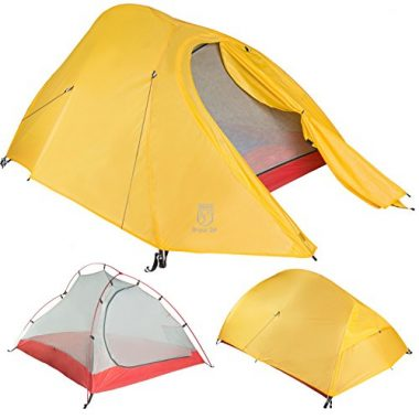 Paria Outdoor Products Bryce Ultralight Backpacking Tent