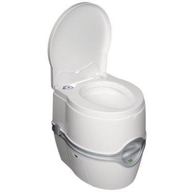 Curve Portable Toilet by Porta Potti