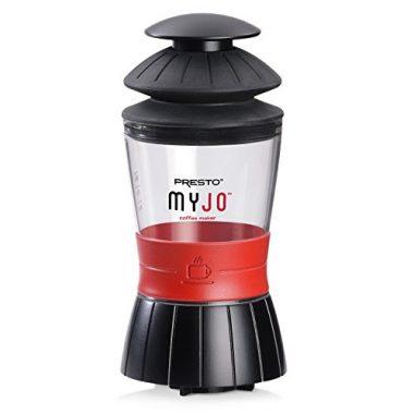Presto MyJo Single Cup Camping Coffee Maker
