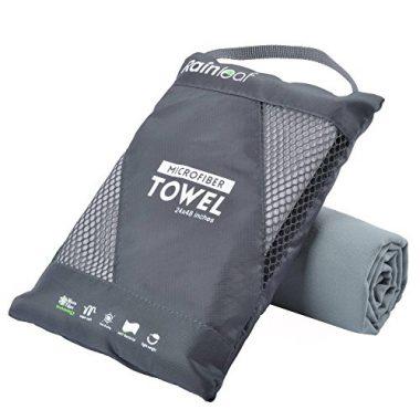 Rainleaf Microfiber Camping Towel
