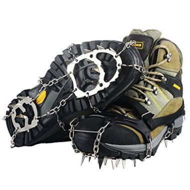 Snow Spikes Crampons by Ravifun
