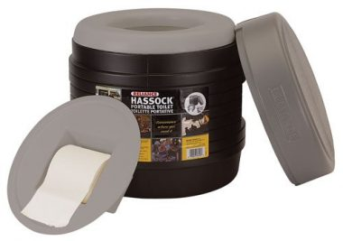 Reliance Products Lightweight Self Contained Portable Toilet