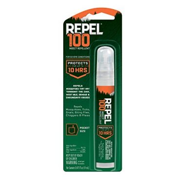 Repel 100 Insect Repellent Pen-Size Pump