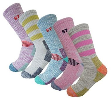 SEOULSTORY7 Women's Multi Performance Hiking Socks