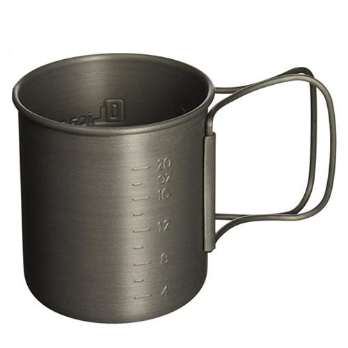 Olicamp Space Saver Camping Mug