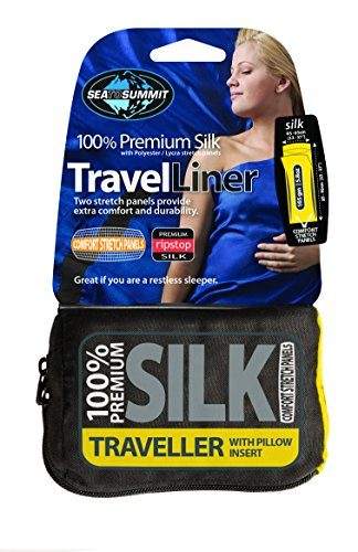 Sea to Summit Premium Silk Travel Sleeping Bag Liner