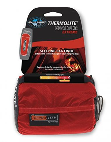 Sea to Summit – Reactor Extreme – Thermolite Mummy Liner