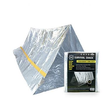 Sharp Survival Emergency Survival Shelter Tent (All-Weather Tube)