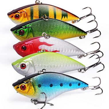 Sougayilang Fishing Walleye Lures