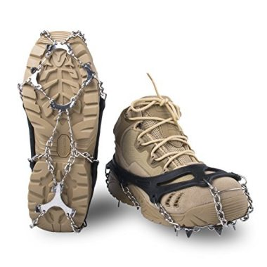 Springk Snow Grip Traction Cleats Crampon