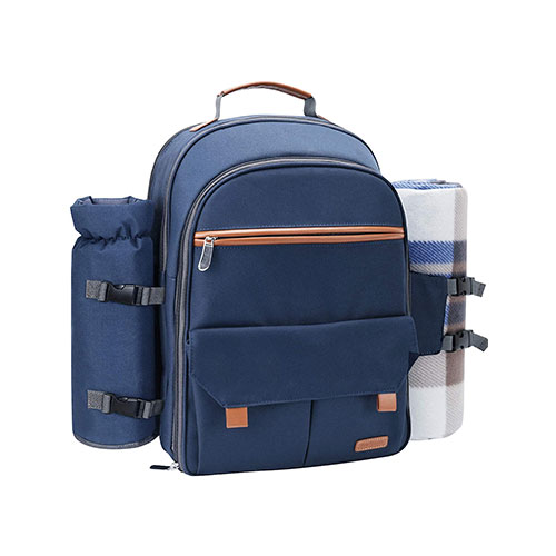 Sunflora 4 Person Picnic Backpack