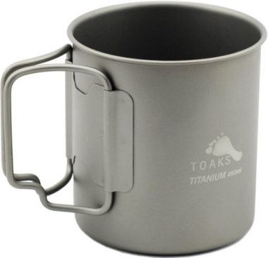 Titanium Camping Cup by TOAKS