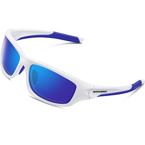 TOREGE Polarized Sports Hiking Sunglasses