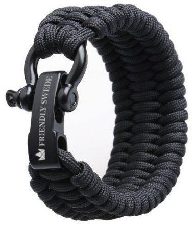 The Friendly Swede Trilobite Survival Bracelet