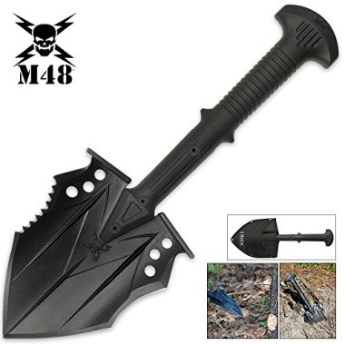 United Cutlery Kommando Tactical Survival Shovel