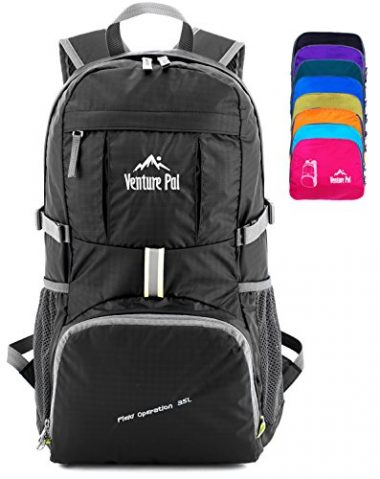 Venture Pal Lightweight Packable Durable Hiking Daypack