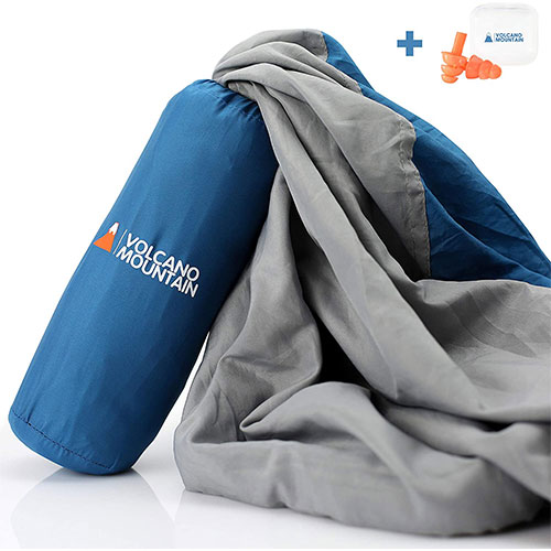 Volcano Mountain Sleeping Bag Liner