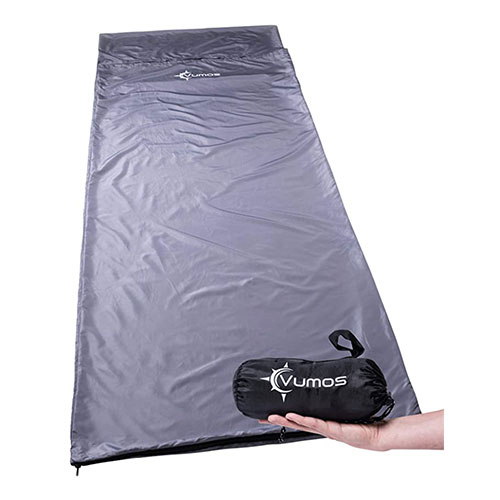 Vumos Camping Sheet and Sleeping Bag Liner