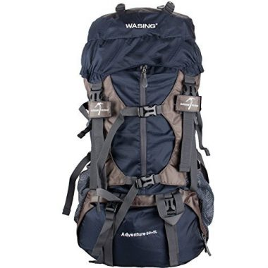 55L Internal Frame Backpack by WASING