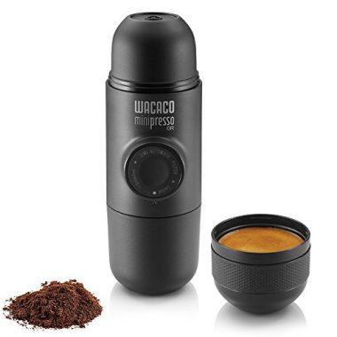 Wacaco Minipresso GR Portable Espresso Camping Coffee Maker