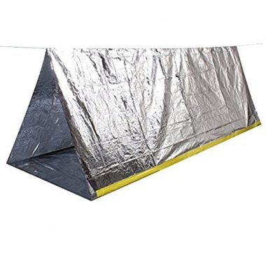 Wealers Emergency Thermal Survival Shelter