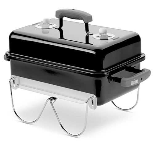 Weber 121020 Go-Anywhere Charcoal Camping Grill
