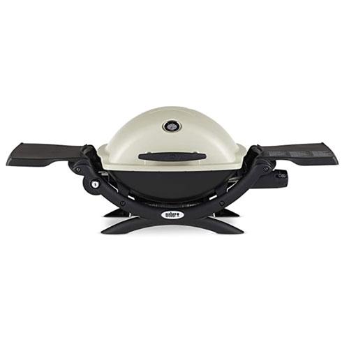 Weber Q 1200 Titanium Camping Grill