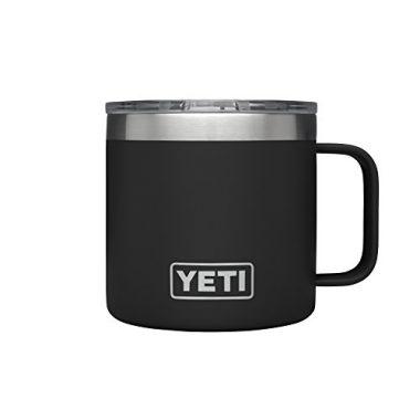 YETI Rambler Vacuum Insulated Camping Mug