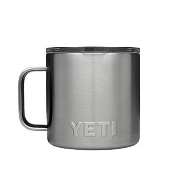 Rambler Stainless Steel Vacuum Insulated Mug by YETI