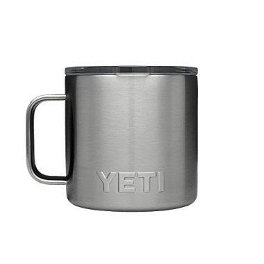 YETI Rambler Stainless Steel Camping Mug
