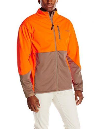 Yukon Gear Men's Windproof Soft Shell Jacket