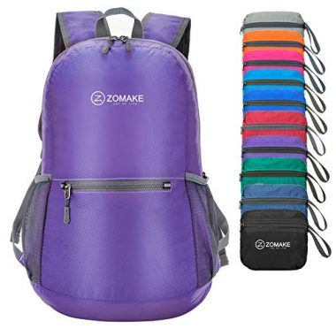 ZOMAKE Ultra Lightweight Backpack