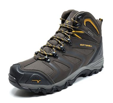 arctiv8 Men's Insulated Waterproof Work Snow Hiking Boots