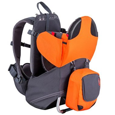 phil&teds Parade Lightweight Hiking Baby Carrier
