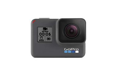 GoPro HERO6 Black —  Hiking Camera