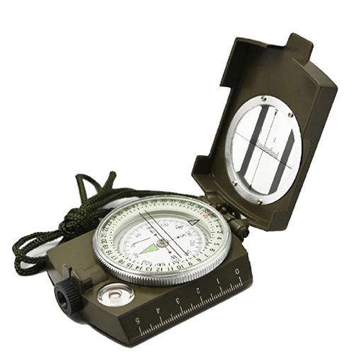 Ueasy Prismatic Sighting Compass