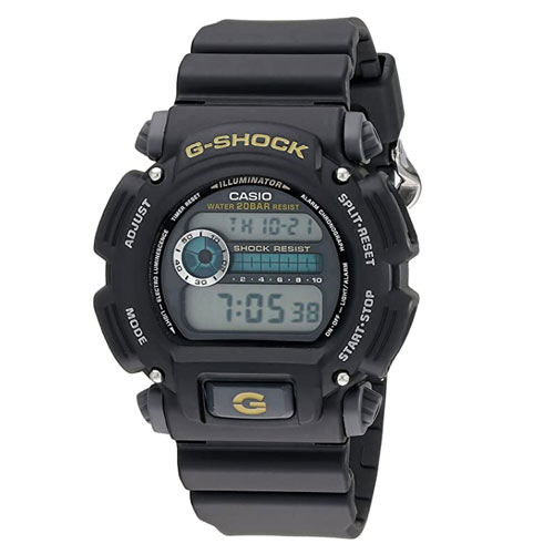 Casio Men's 'G-Shock' Quartz Resin Tactical Watch