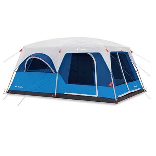 Columbia Mammoth Creek 10 Person Tent