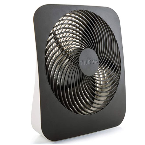 O2COOL Treva 10-Inch Camping Fan