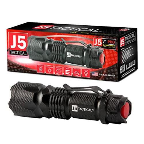 J5 Tactical V1-PRO Tactical Flashlight