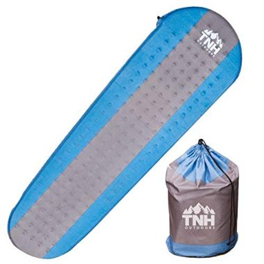 TNH Outdoors Self Inflating Backpacking Sleeping Pad