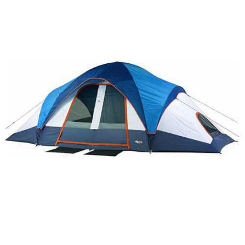 Mountain Trails Grand Pass 10-Person Tent for Families