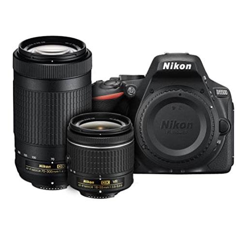 Nikon D5500 DSLR Camera For Hiking