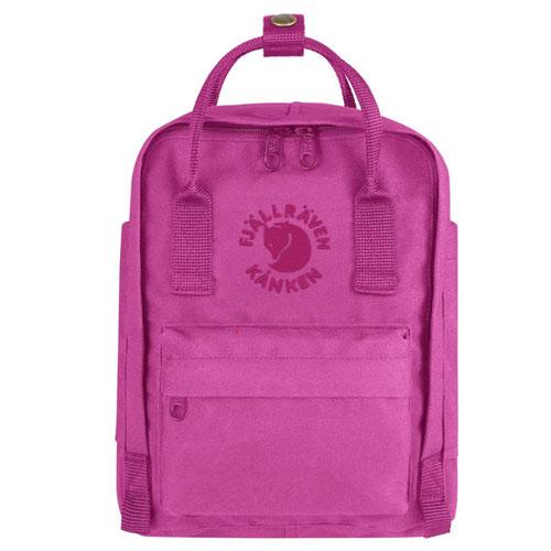 Fjallraven Re-Kanken Mini Kids Hiking Backpack
