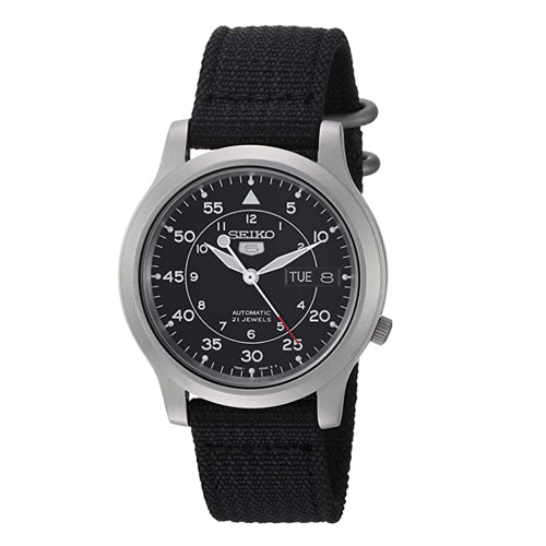 Seiko Men's Automatic Tactical Watch